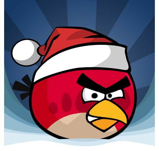 catalogue des horreurs de Noël 7 : Angry, en vert, en vrai